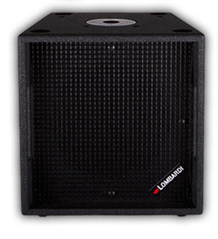 Amplificazioni Lombard LVR600BP Loudspeaker Cabinet