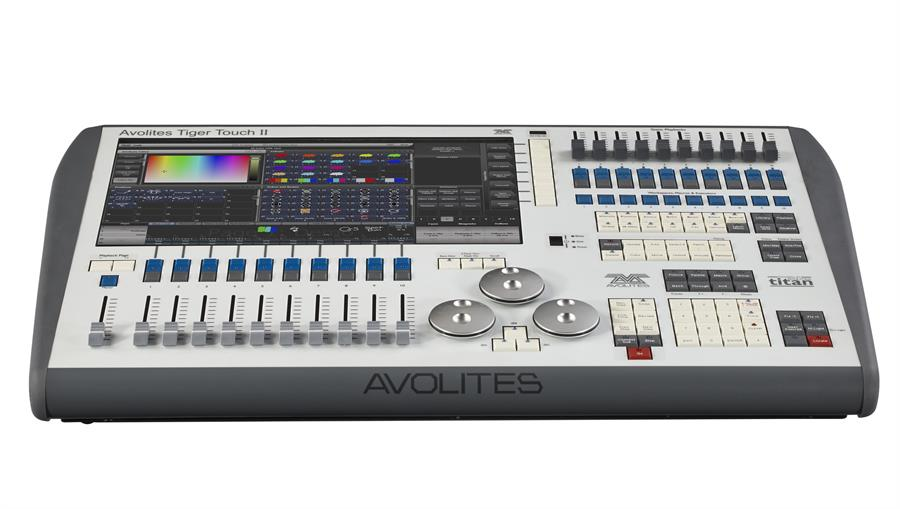 Avolites Tiger Touch II