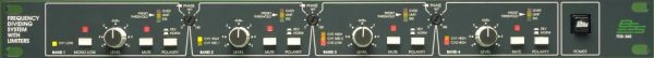 BSS FDS-360 Electronic Crossover with Limiters
