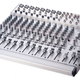 Behringer - EURORACK MX2004A Mixing Console