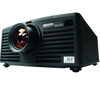Christie Digital - DWU670-E Projector