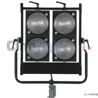Cinelight Equipment MaxiBrute 4KW - 4 x PAR 64 1000W lights