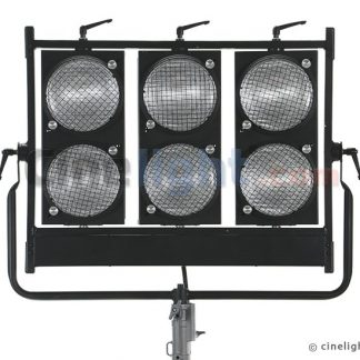 Cinelight Equipment MaxiBrute 6Kw - 6 x PAR64 1000W