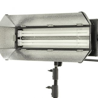 Cinelight Equipment Studio Cool 2 x 55W Dimming & DMX Fluorescent Light