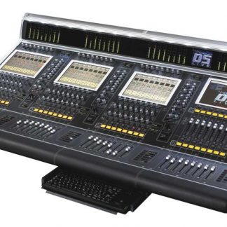 DiGiCo - D5 Digital Mixing Console