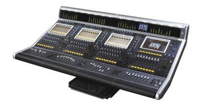 DiGiCo - D5 Digital Mixing Console