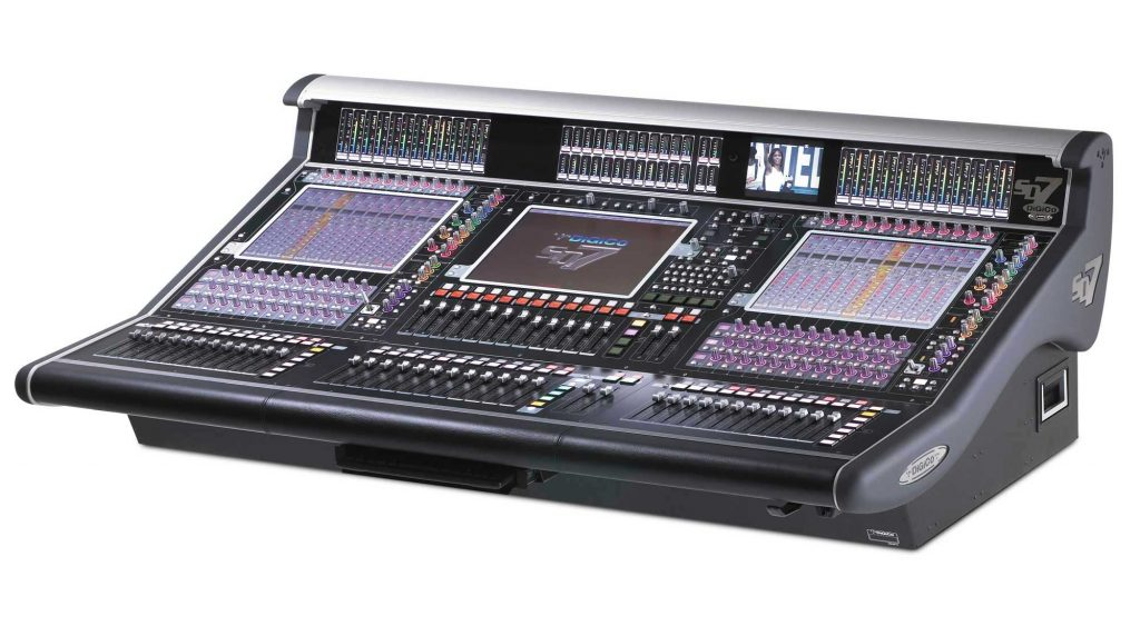 Digico SD7 Live Digital Console