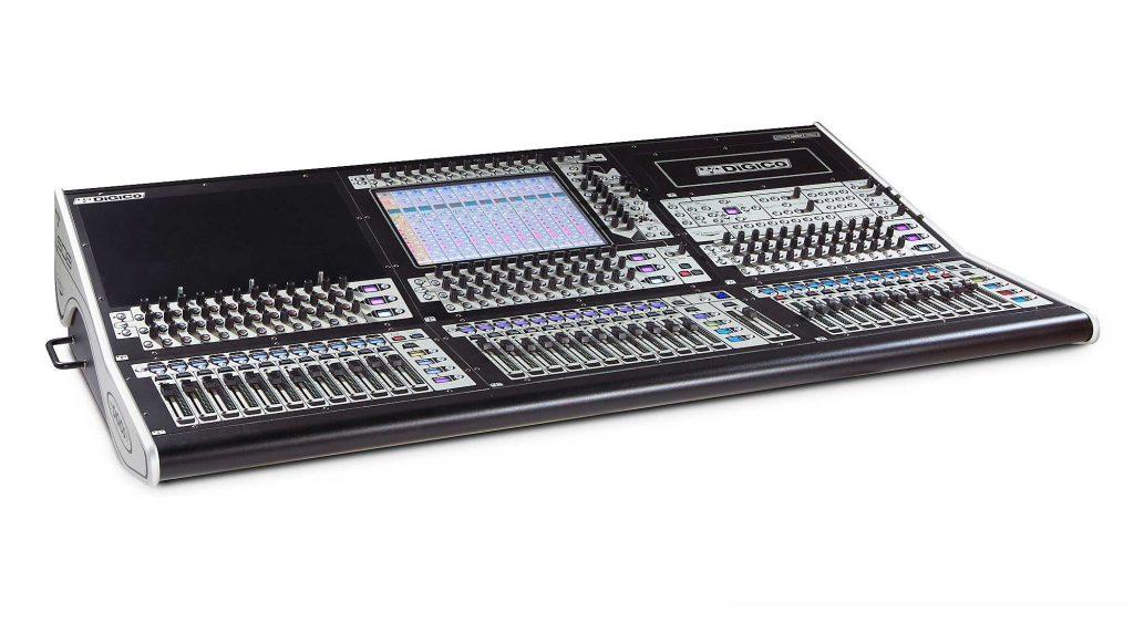 Digico - SD8 Live Digital Mixing Console