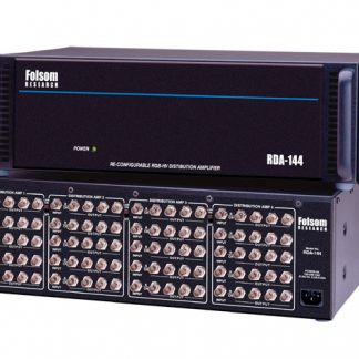 Folsom RDA-144 Re-configurable Distribution Amplifier