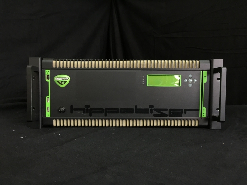 Green Hippo Hippotizer Media Server