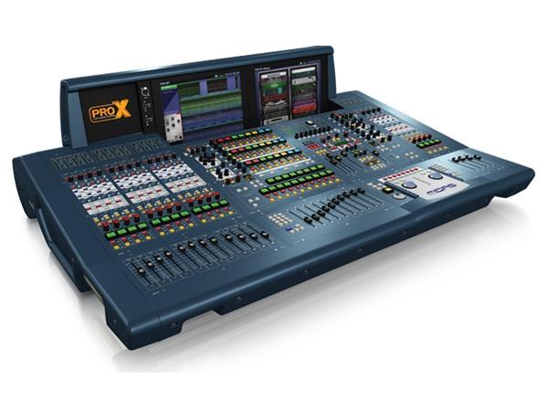 Midas Pro X Live Digital Console Control Centre