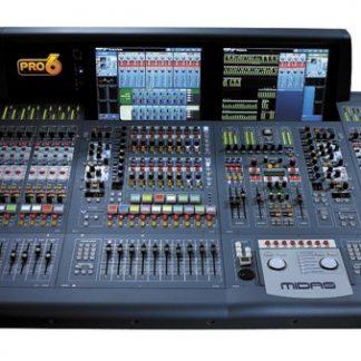 Midas Pro6 Digital Mixing Console