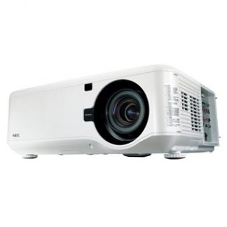 NEC NP4100 6200-lumen Professional Installation Projector