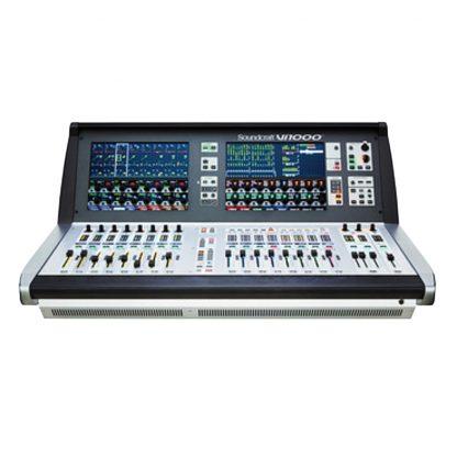 Soundcraft Soundcraft Vi Series- Vi1000, Vi2000, Vi3000, Vi5000, Vi7000, Vi1, Vi2, Vi4, Vi6