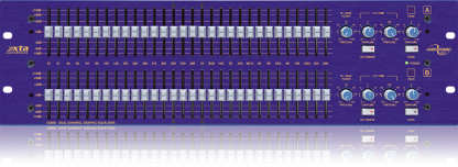 XTA GQ600 Stereo Graphic EQ