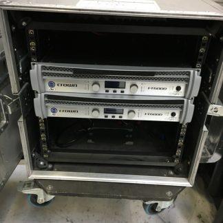 Crown-I-TECH8000-Power-Amplifier