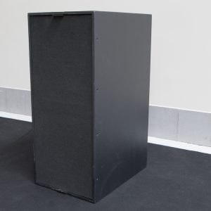 Audio Performance - SUB800 Compact Subwoofer
