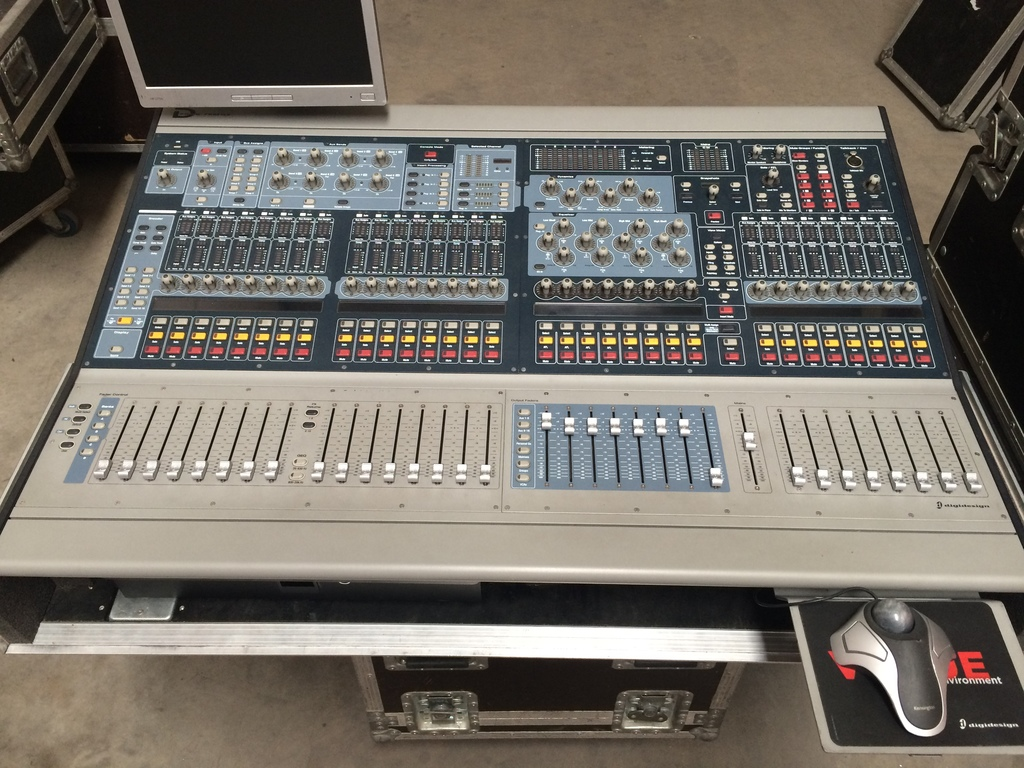 Avid | Digidesign - Venue Profile System