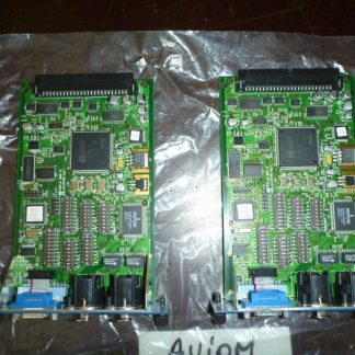 Used Aviom 6416 Y2 A-Net Interface Card