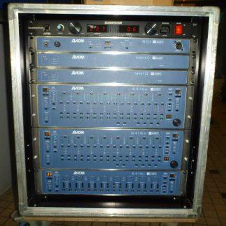 Used Aviom 6416m Input Module