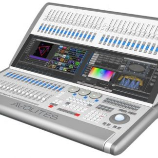 Used Avolites Sapphire Touch Lighting Console