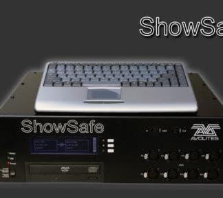 Used Avolites ShowSafe Live Backup System