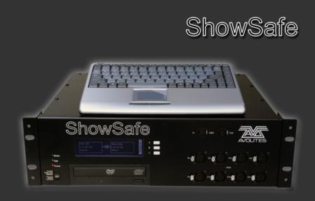 Used Avolites ShowSafe Live Backup System