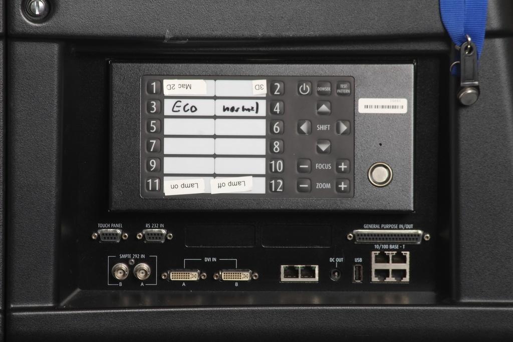 Barco DP-2000 2K
