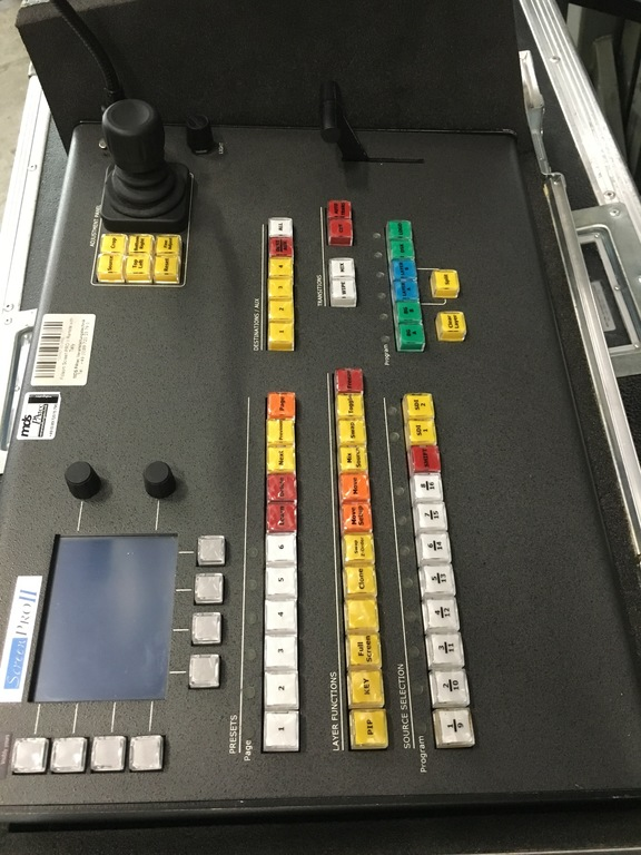 Barco - ScreenPRO-II Controller