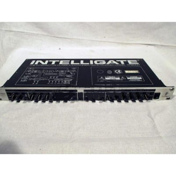 Behringer Intelligate XR2000 Noise Gate