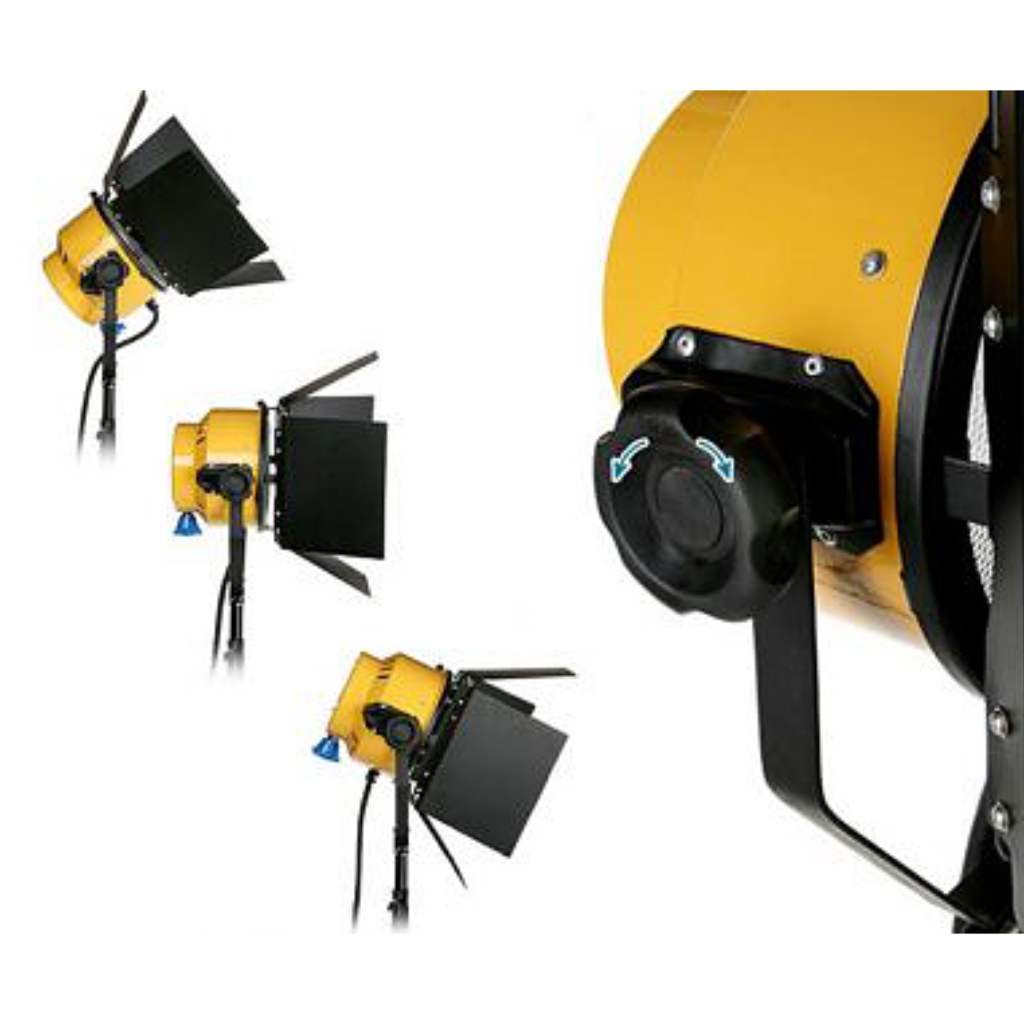 Cinelight Equipment Blonde 2K Softlight