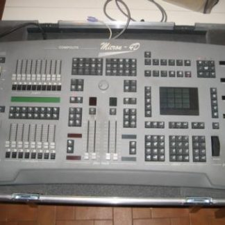 Used Compulite Micron 4D Lighting Console