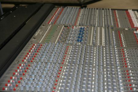 Crest Audio Hp Eight 32 Channel Console With Packhorse