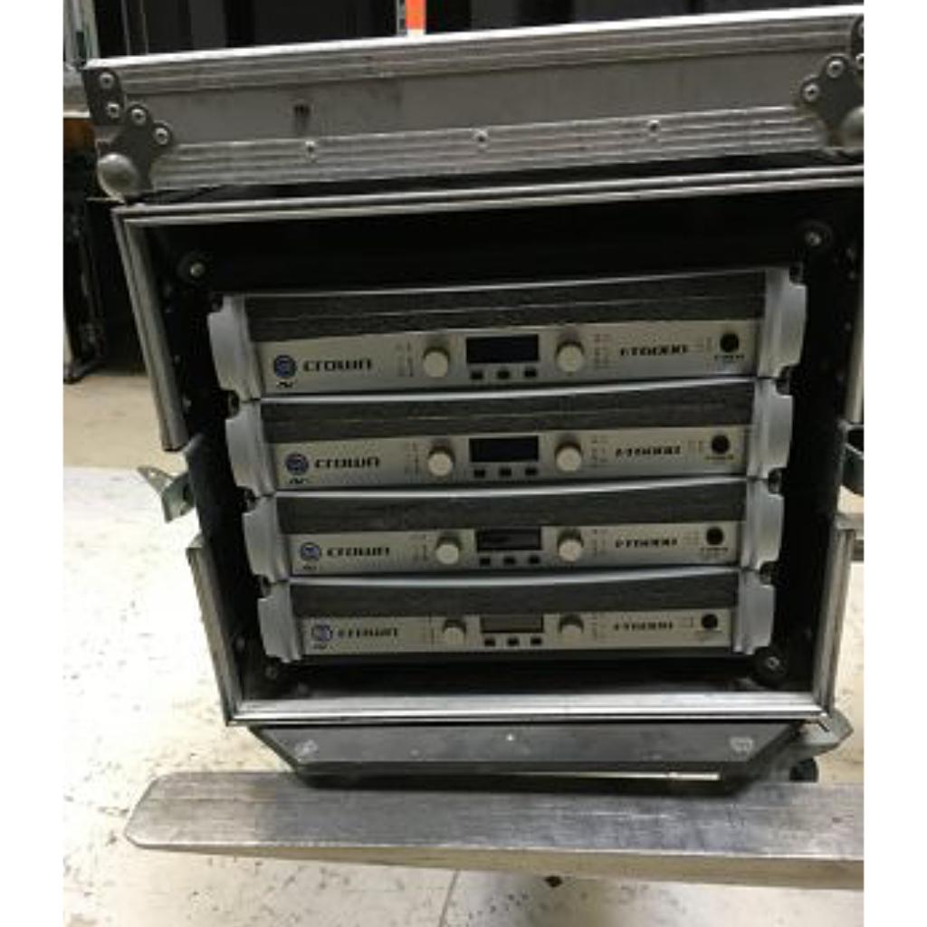 Crown I-TECH 6000 Power Amplifier