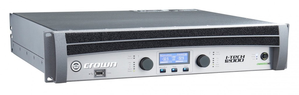 Crown - I-Tech 12000HD Power Amplifier
