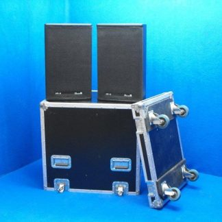 D&B Audiotechnik - C6 Loudspeakers in Good Shape with Cases