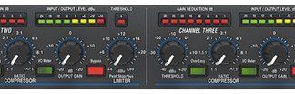 DBX - 1046 Quad Compressor Limiter