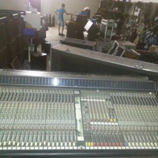 DDA - CS8 Audio Console