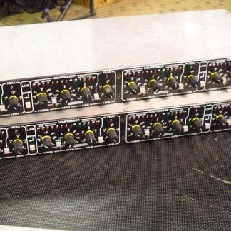 Used Drawmer DL441 Quad Auto Compressor Limiter