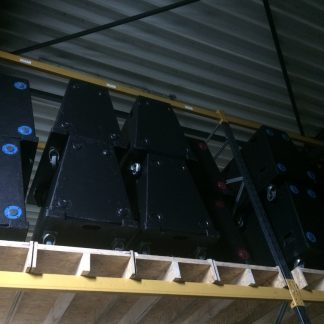 Electrovoice Xf X-Array Two-Way MB/HF Loudspeaker System