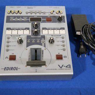 Used Edirol V4 Four-Channel Video Mixer