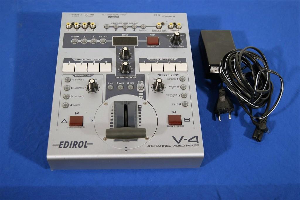 Edirol-V4