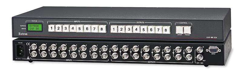 Extron - Matrix 8x8 SDI Extron DXP 88 SDI
