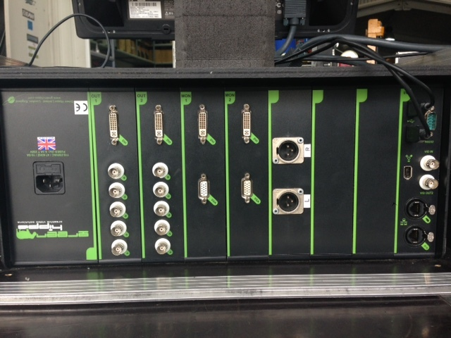 Used Green Hippo Hippotizer v3 Media Server