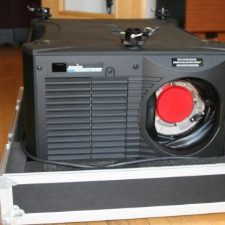 Used Christie Digital Roadster HD18K DLP Projector