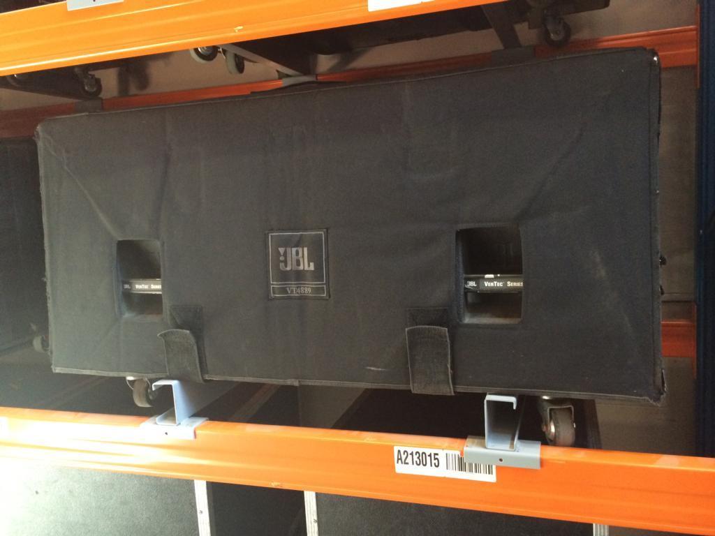JBL - Vertec Line Array Loudspeaker System