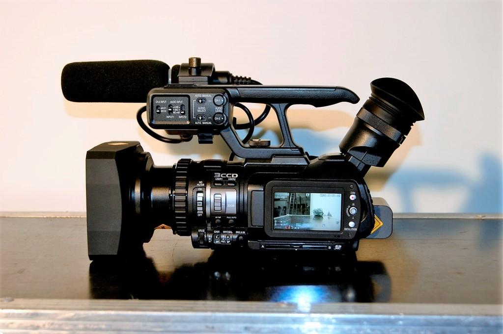 JVC-GY-HM150