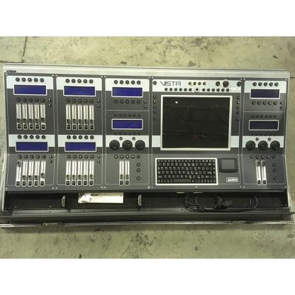 Used Jands Vista T4 Lighting Console