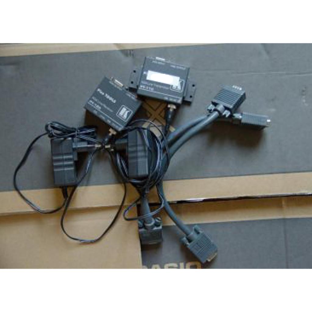 Kramer Electronics PT-120 UTP – VGA Ethernet Extender Unit
