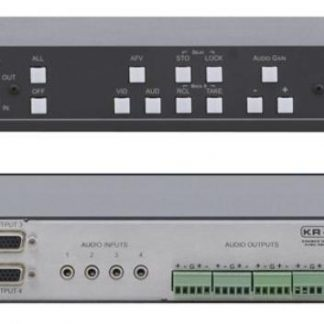 Kramer Electronics - VP-4x4K Switcher